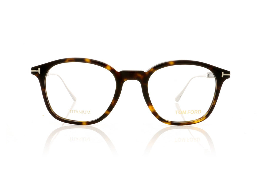 98d31388bf0a Tom Ford TF5484 052 Dark Havana Glasses