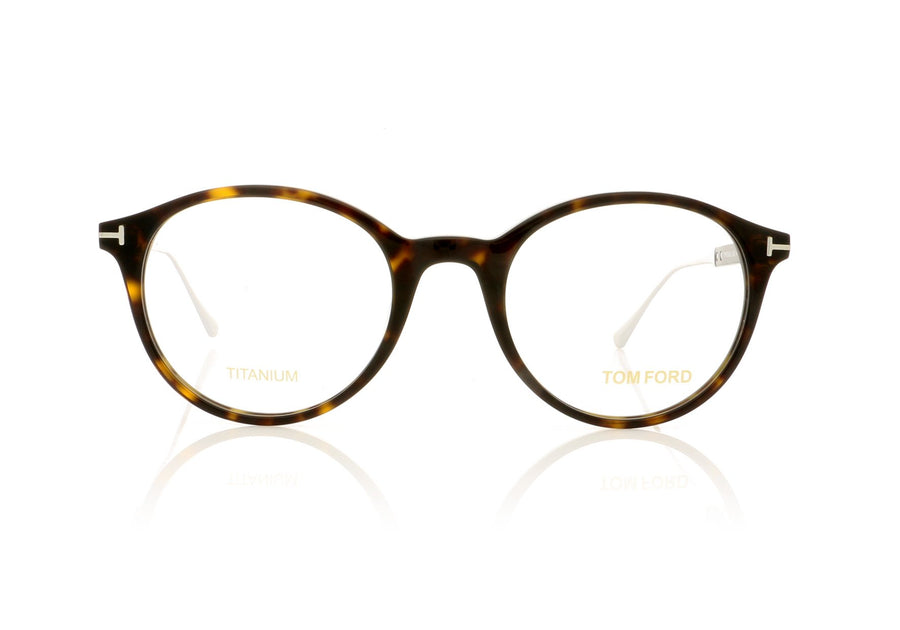 a1887ab53534 Tom Ford TF5485 052 Dark Havana Glasses