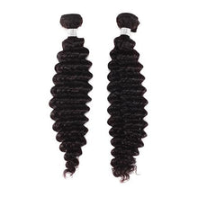 BRAZILIAN HAIR WEAVE 100% Natural Hair Chemical FREE Deep Wave