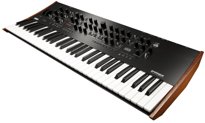 Korg - PROLOGUE 16 - Sixteen Voice POLYPHONIC ANALOGUE SYNTHESIZER