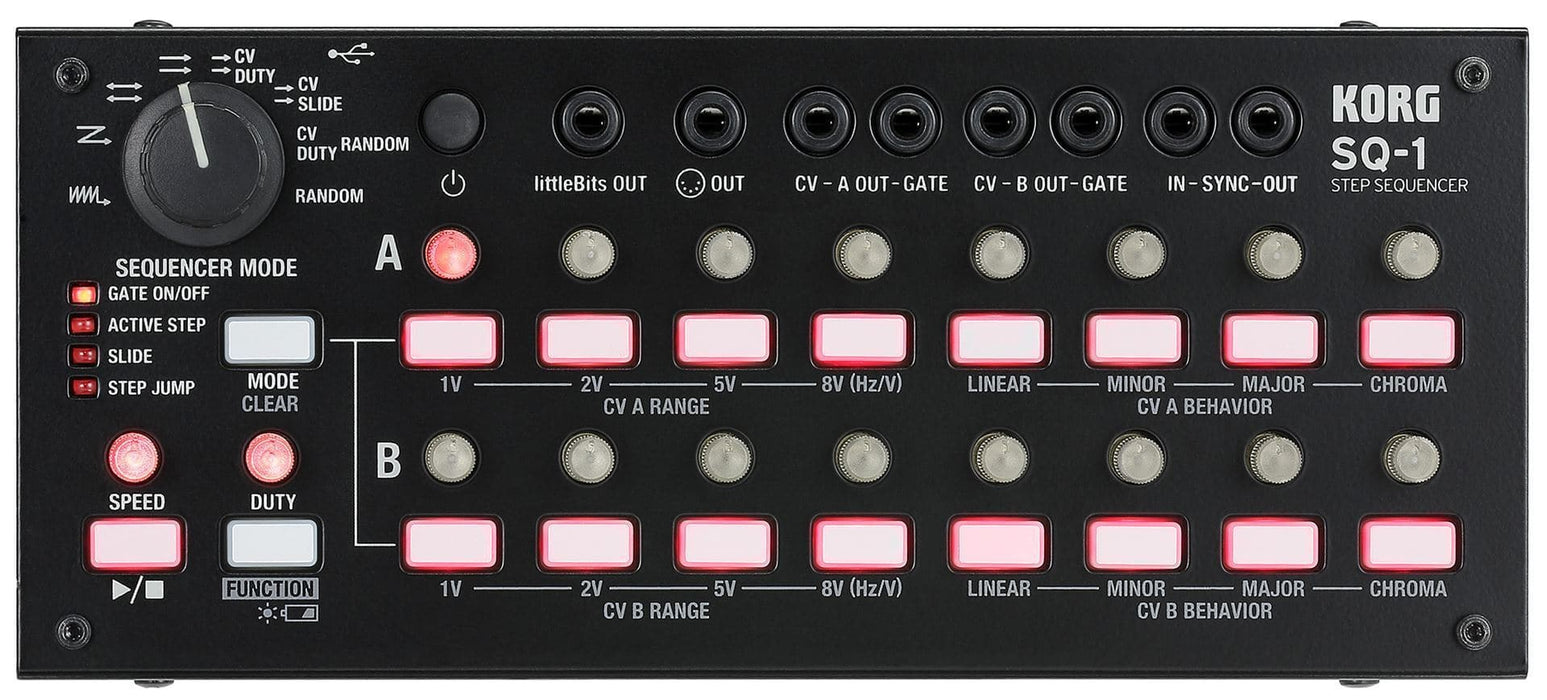KORG - SQ-1 Sequencer