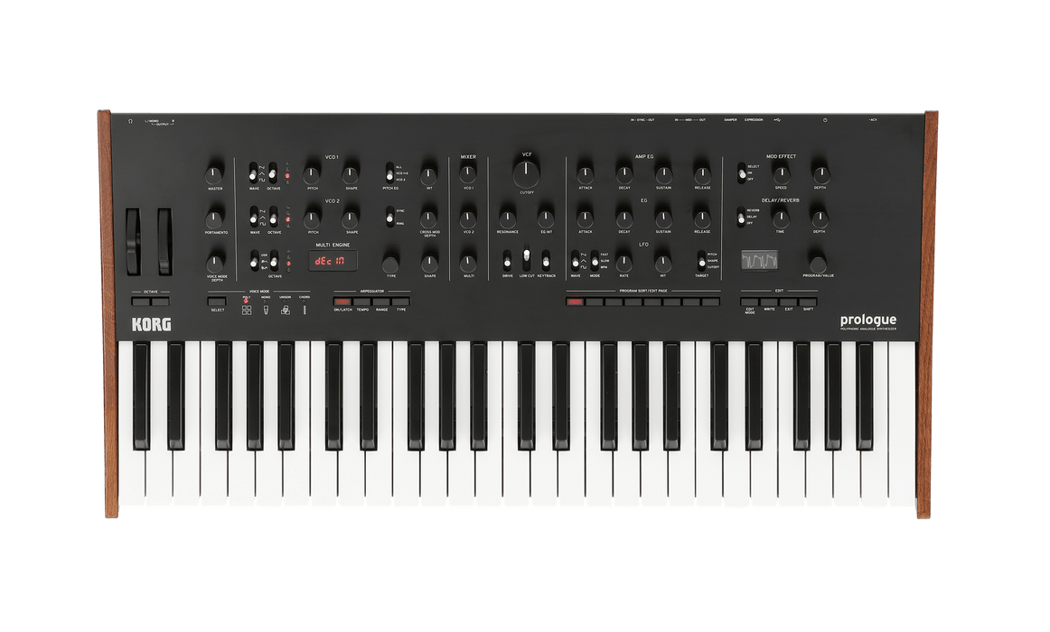 Korg - PROLOGUE 8 - Eight Voice POLYPHONIC ANALOGUE SYNTHESIZER