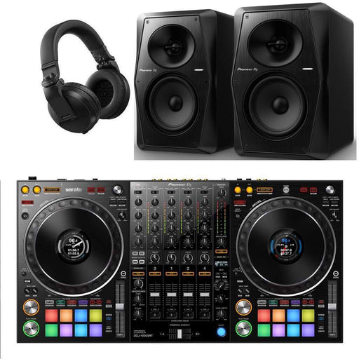 DJ DDJ 1000SRT SERATO DJ PACKAGE - HIGH RANGE