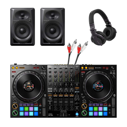PIONEER DJ DDJ 1000 REKORDBOX DJ PACKAGE - LOW RANGE