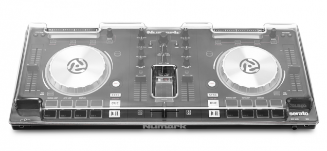 Decksaver LE Numark Mixtrack Pro III & Platinum cover (LIGHT EDITION)
