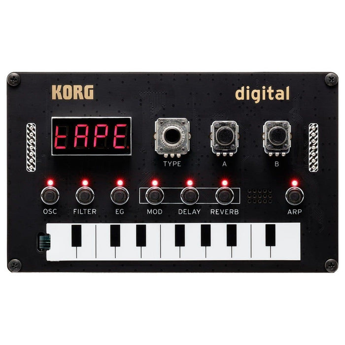 Korg Nu:Tekt NTS-1 Digital Synthesizer Kit