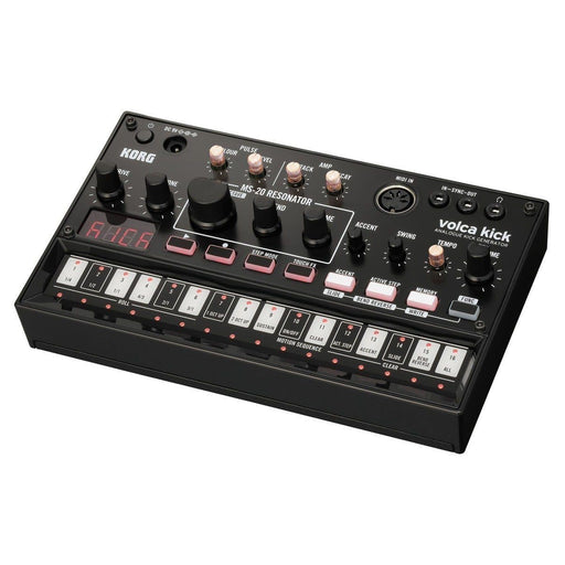 KORG VOLCA KICK - Analog Drum Machine
