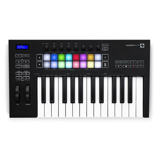 Novation Launchkey 25 MK3 - Midi Controller Keyboard