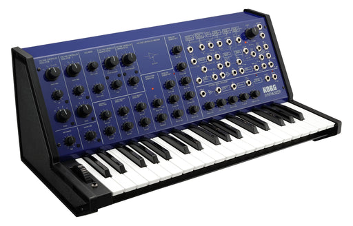 Korg MS-20 FS MONOPHONIC SYNTHESIZER (Blue)