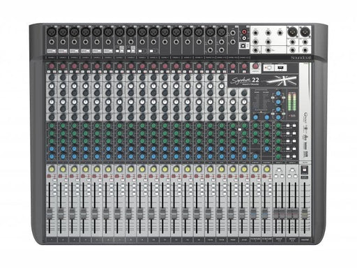 Soundcraft - Signature 22 MTK Analogue USB Mixer