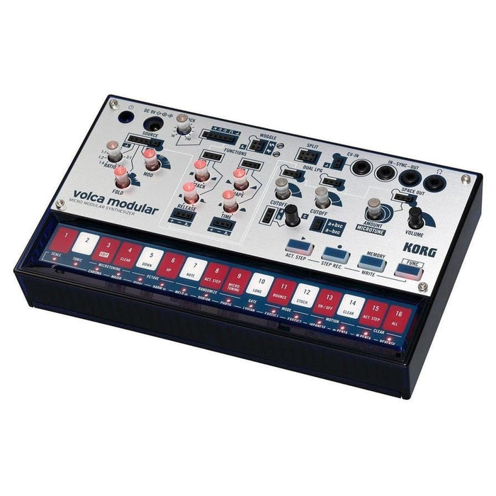 Sequenz Korg Volca Rack - With Volca Modula / Volca Drum / Volca Nu Bass / Volca Mix with power supply