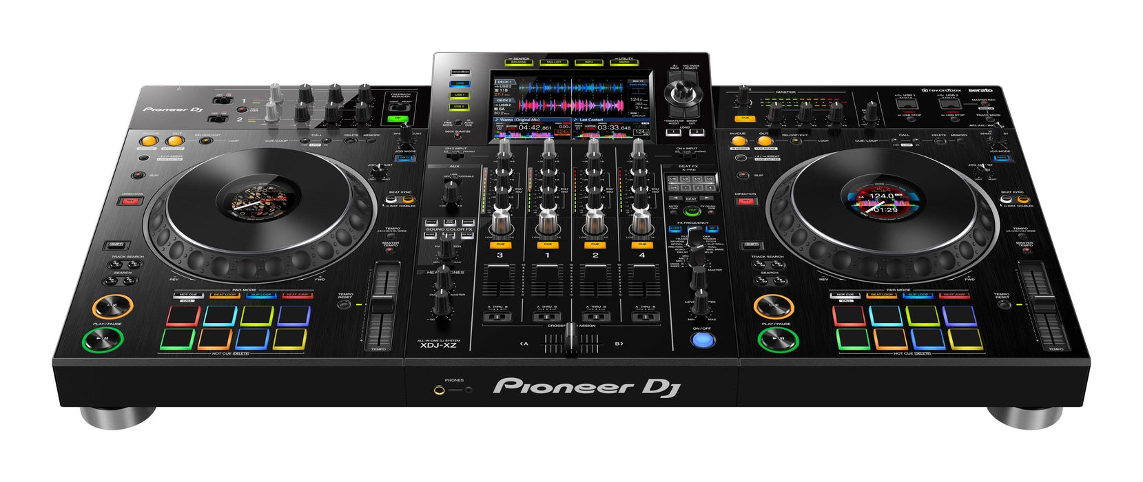Pioneer DJ  XDJ-XZ All-In-One DJ System For Rekordbox And Serato DJ Pro