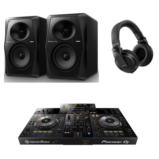 PIONEER DJ XDJ RR - ALL IN ONE DJ SYSTEM DJ PACKAGE - HIGH RANGE