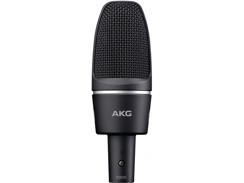 AKG C3000 -High Performance Large-Diaphragm Condenser Mic