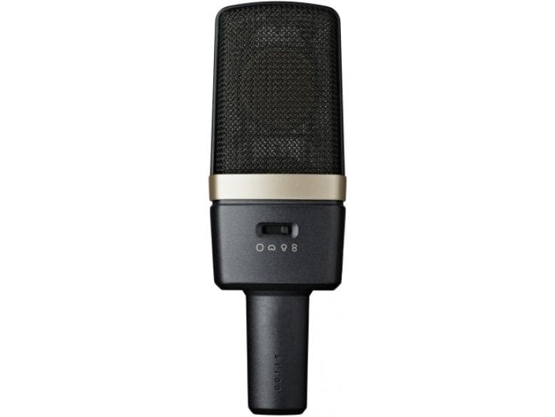 AKG C314  Large Diaphragm Multi-Pattern Condenser Microphone