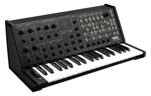 Korg MS-20 FS MONOPHONIC SYNTHESIZER (Black)