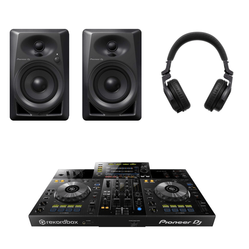PIONEER DJ XDJ RR - ALL IN ONE DJ SYSTEM DJ PACKAGE - LOW RANGE