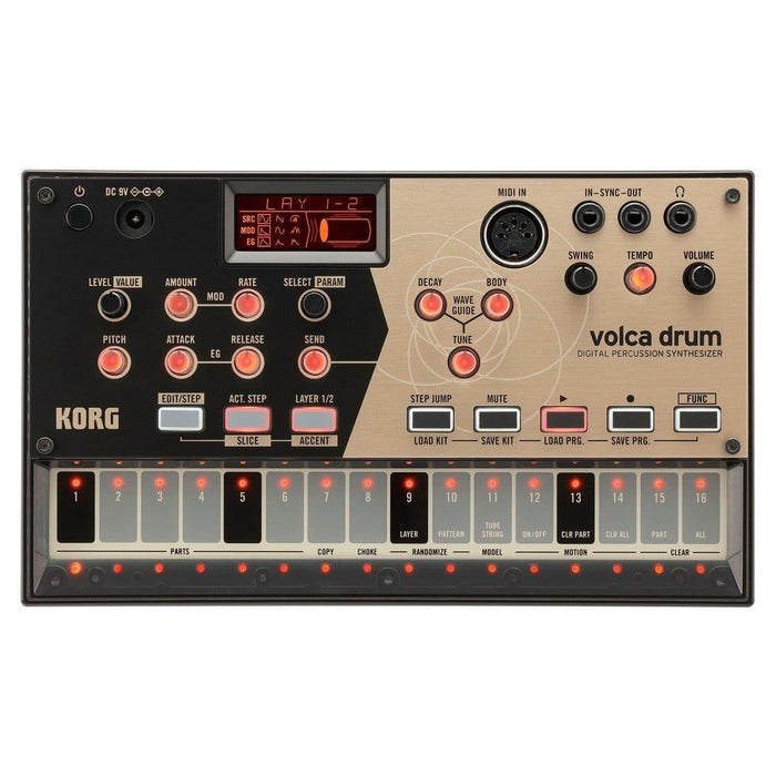 Korg Volca Drum Digital Percussion Synth