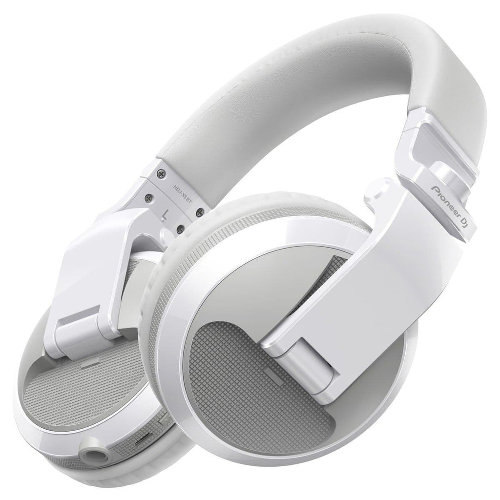 Pioneer DJ HDJ-X5BT - Over-ear DJ headphones with Bluetooth - White