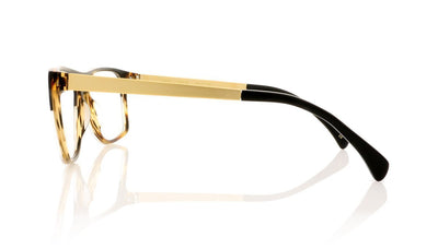 AM Eyewear Reich 018 JB Judge'S Brown Glasses at OCO