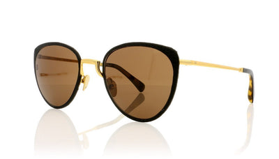 AM Eyewear Tira 117 BL-SM Black Sunglasses at OCO