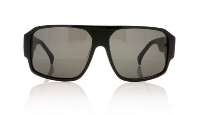 AM Eyewear Roberts 89 BL-GR Black Sunglasses at OCO