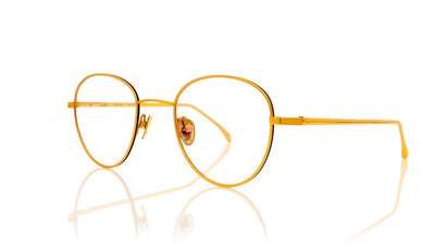AM Eyewear Seidler O21 GL Gold Glasses at OCO