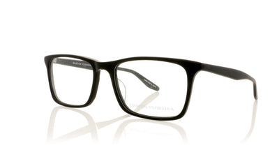 Barton Perreira Neal MBL Matte Black Glasses at OCO