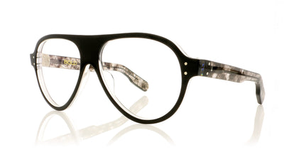 Bold London Buxton 1 Black Glasses