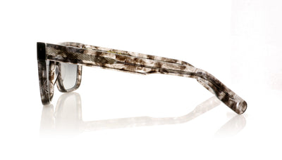 Bold London Norton 3 Grey tortoiseshell Sunglasses at OCO