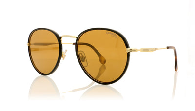 Carrera 151/S J5GK1 Gold Sunglasses