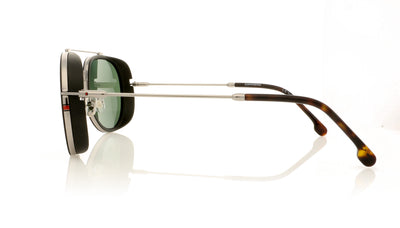 Carrera 166/S 6LBUC Ruthenium Sunglasses