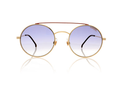 Carrera 2004T/S J5G1V Gold Sunglasses