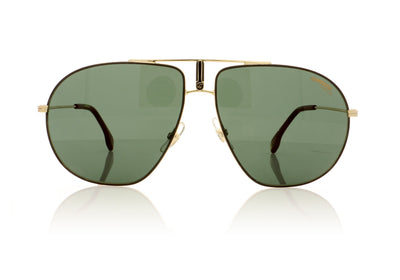 Carrera BOUND 01QQT Gold Brwn Sunglasses