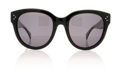 Céline Audrey 41755 807 Black Sunglasses