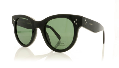 Céline CL40003I 01A Shiny Black Sunglasses at OCO
