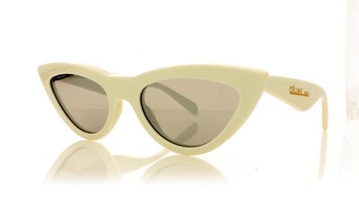 Céline CL40019I 21C White Sunglasses
