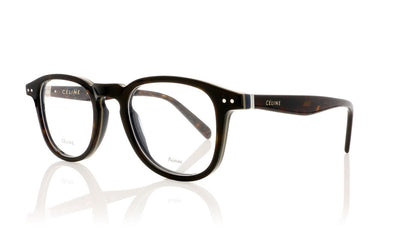 Céline CL41404 T9U Dark Havana Glasses at OCO