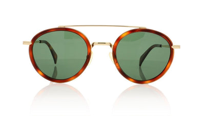 Céline Mia CL41424/S 3UA Havana Sunglasses at OCO