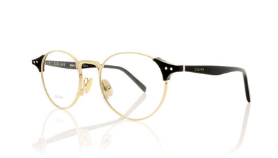 Céline CL41429 RHL Gold Glasses at OCO