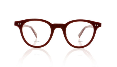 Céline CL41460 LHF Burgundy Opal Glasses at OCO