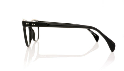 Claire Goldsmith Stanbury 1 Black Glasses at OCO
