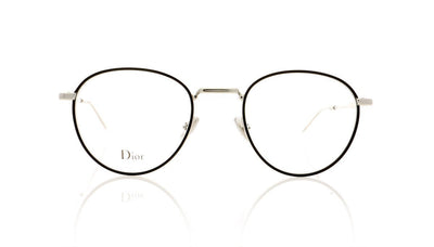 Dior Homme 0213 807 Black Glasses at OCO