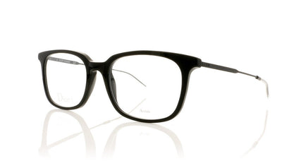 Dior Homme Blacktie210 263 Black Mattblack Glasses at OCO