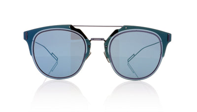 Dior Homme Composit1.0 A2J Shiny Blue Sunglasses