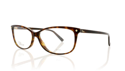 Dior CD3271 086 Dark Havana Glasses at OCO
