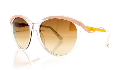Dior Metaleyes 1 6OB Crystal Sunglasses at OCO