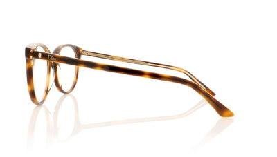 Dior Montaigne 16 NA3 Havana Glasses at OCO