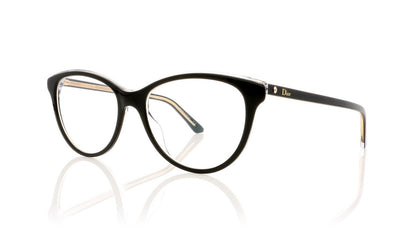 Dior Montaigne 17 G99 Black Glasses at OCO