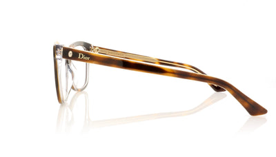 Dior Montaigne 37 G9Q Havana Glasses at OCO